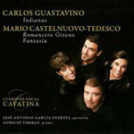 CD Cuarteto Cavatina
